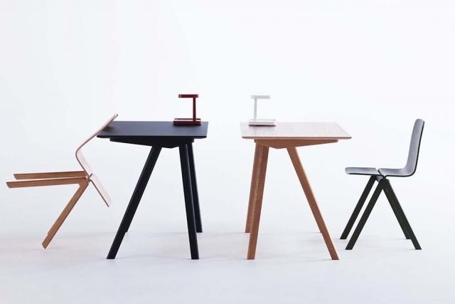 Copenhagen Moulded desk